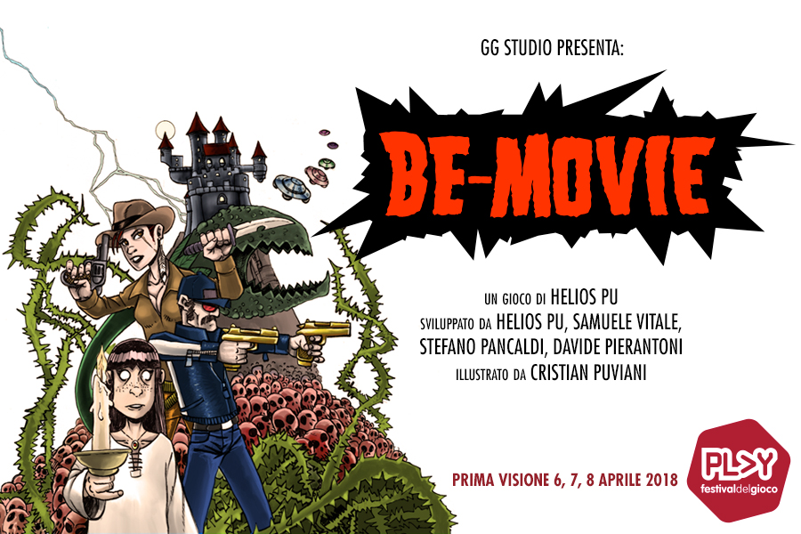 Be-Movie