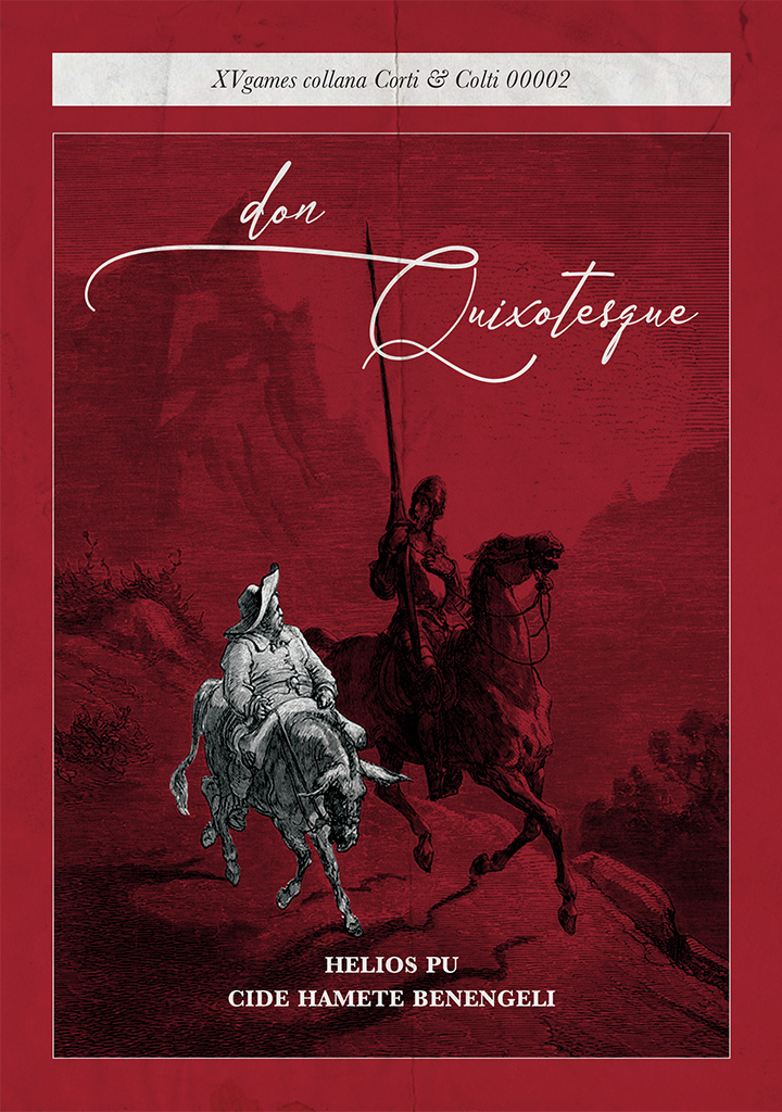 donQuixotesque cover